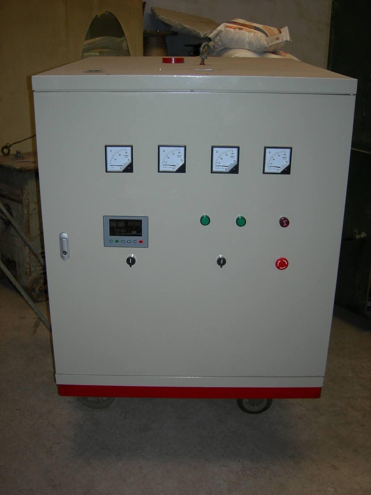 采暖锅炉清洗的操作步骤