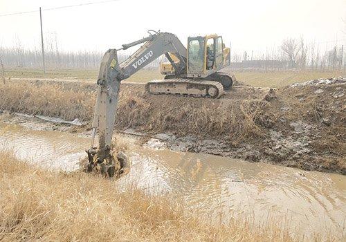 河道清淤--水下清淤有几种方法